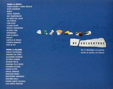 Reencuentros (Obra colectiva) [2007]