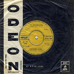El aparecido / Solo (Víctor Jara con Sergio Ortega y su orquesta) [1967]