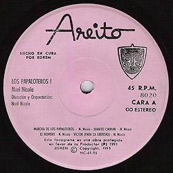 Los papaloteros I (EP) (Noel Nicola) [1991]