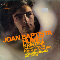 Kristine (Joan Baptista Humet) [1972]