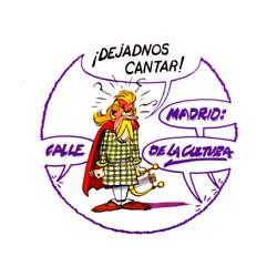 Madrid: Calle de la Cultura (Obra colectiva) [1990]