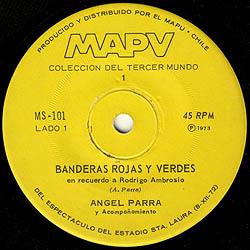 MAPU MS-101 (Ángel Parra) [1973]
