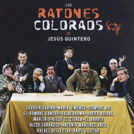 Los ratones coloraos de Jesús Quintero (Obra colectiva)