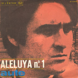 Aleluya núm 1 (Luis Eduardo Aute) [1967]