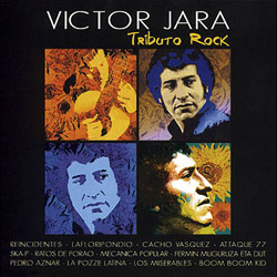 V�ctor Jara. Tributo Rock (Obra colectiva)