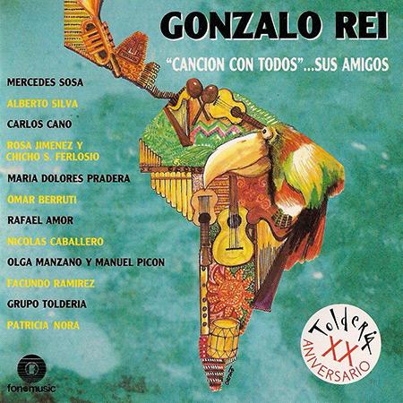 Canción con todos... sus amigos (Gonzalo Rei) [1994]