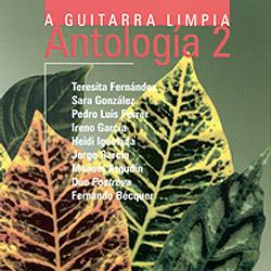 A guitarra limpia. Antología 2 (Obra colectiva)