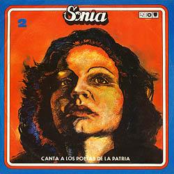 Sonia canta a los poetas de la patria (Sonia Silvestre)