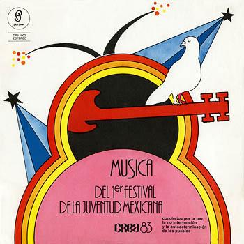 Música del Primer Festival de la Juventud Mexicana, CREA 1983 (Obra colectiva) [1985]