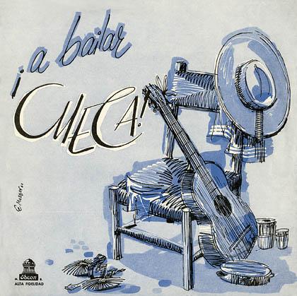¡A bailar cueca! (Obra colectiva) [1960]