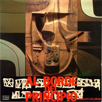 Al borde del principio (Adolfo Celdrán) [1976]