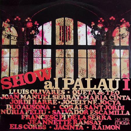 Show al Palau I (Obra col·lectiva) [1966]