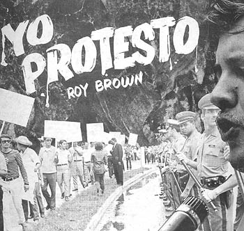 Yo protesto (Roy Brown)