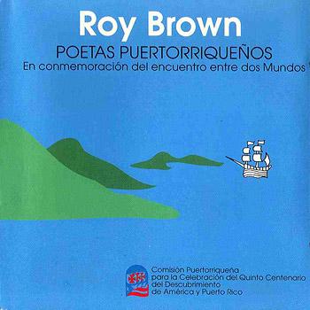 Poetas puertorriqueños (Roy Brown)