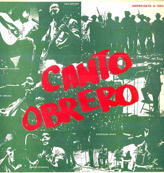 Canto obrero (Obra colectiva)
