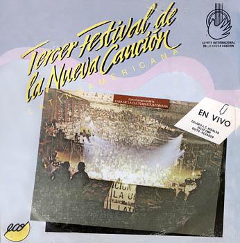 Tercer Festival de la Nueva Canción Latinoamericana (ed. ecuatoriana) (Obra colectiva) [1984]