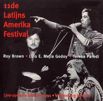 11<small>de</small> Latijns-Amerika Festival (Obra colectiva) [1991]