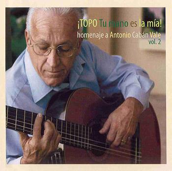 �Topo, tu mano es la m�a! � Homenaje a Antonio Cab�n Vale, vol. 2 (Obra colectiva)
