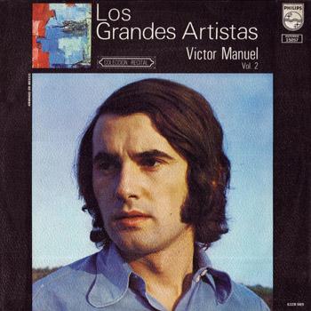 Los grandes artistas Vol. 2 (Víctor Manuel) [1973]