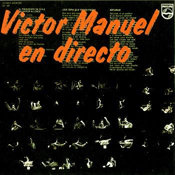 En directo (Víctor Manuel) [1976]
