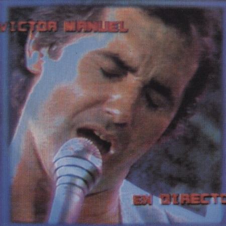 Víctor Manuel en directo (Víctor Manuel) [1985]