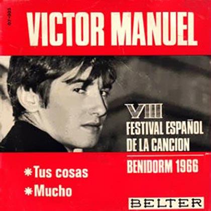 Tus cosas / Mucho (Víctor Manuel) [1966]