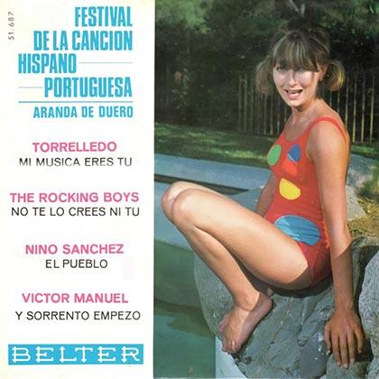 Festival de la Canción Hispano Portuguesa de Aranda de Duero (Obra colectiva)