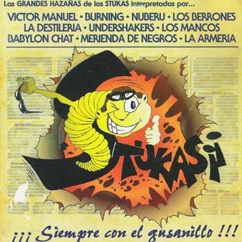 Homenaje a Stukas (Obra colectiva) [1997]