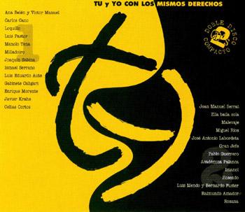 Tú y yo con los mismos derechos (Obra colectiva) [1997]