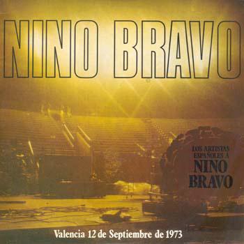 Los artistas españoles a Nino Bravo (Obra colectiva)