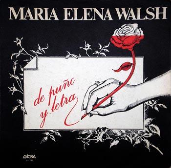 De puño y letra (María Elena Walsh)