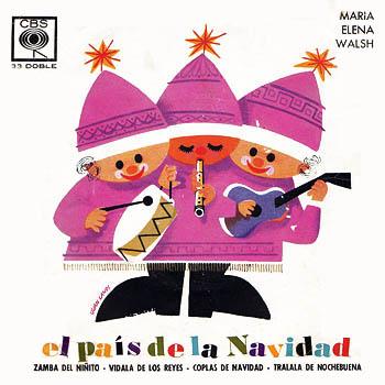 El país de la Navidad (EP) (María Elena Walsh) [1968]