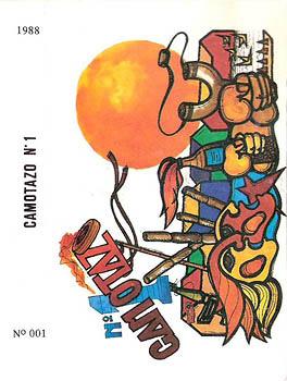Camotazo Nº 1 (Obra colectiva) [1988]