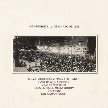 Montevideo, 1º de marzo de 1985 (Obra colectiva) [1985]