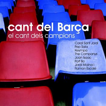 Cant del Barça. El cant dels campions (Obra colectiva)