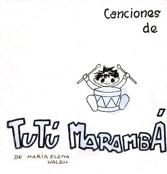 Canciones de Tutú Marambá (EP) (Leda y María) [1960]