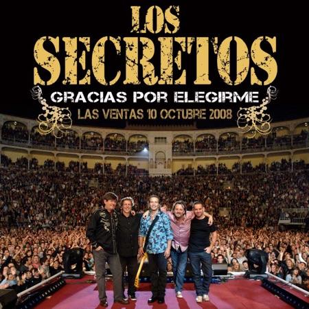 Gracias por elegirme (Los Secretos) [2008]