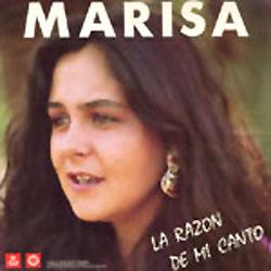 La razón de mi canto (Marisa)