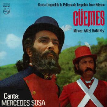 Güemes (B.S.O) (Ariel Ramírez) [1971]