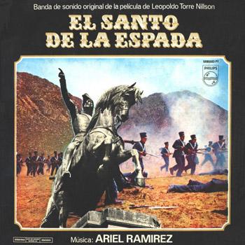 El Santo de la Espada (B.S.O) (Ariel Ramírez)