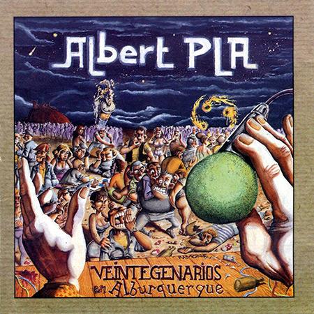 Veintegenarios en Alburquerque (Albert Pla)