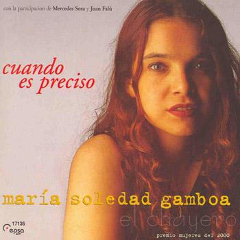 Cuando es preciso (María Soledad Gamboa) [1999]