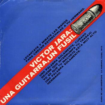 Una guitarra, un fusil (EP) (Víctor Jara) [1973]