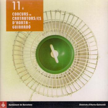 11è Concurs de Cantautors/es d