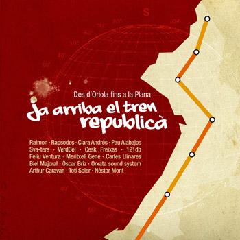 Ja arriba el tren republicà (Obra col·lectiva)