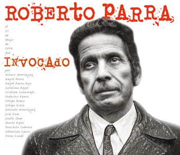 Roberto Parra: Invocado (Obra colectiva)