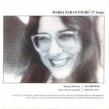 17 songs (Maria Farantouri)