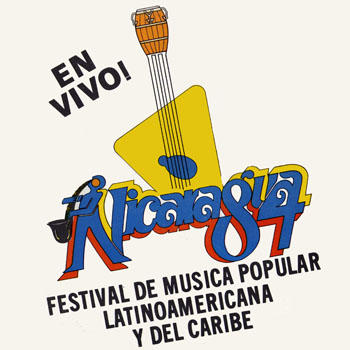 Nicaragua 84 Festival de música popular latinoamericana y del Caribe (Obra colectiva)