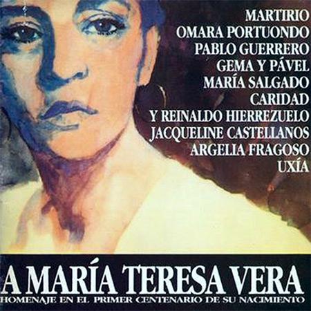 A María Teresa Vera (Obra colectiva)
