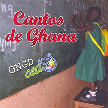Cantos de Ghana (Obra colectiva) [2009]